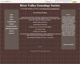 River Valley Genealogy Society
